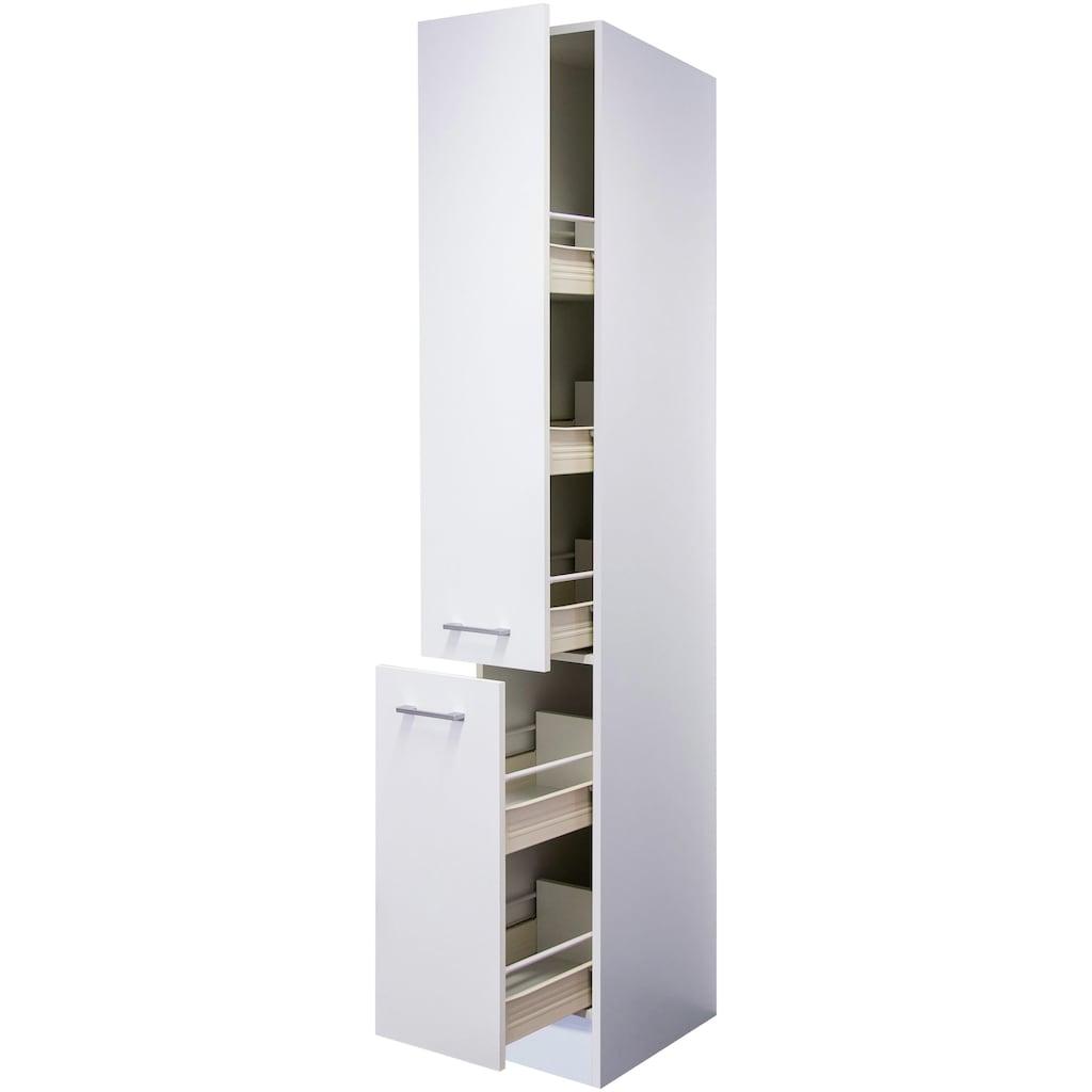 Flex-Well Apothekerschrank »Lucca«, Breite 30 cm