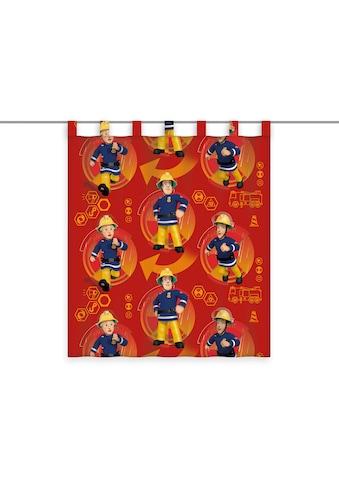 Feuerwehrmann Sam Vorhang »Feuerwehrmann Sam«, Feuerwehrmann Sam Vorhang kaufen