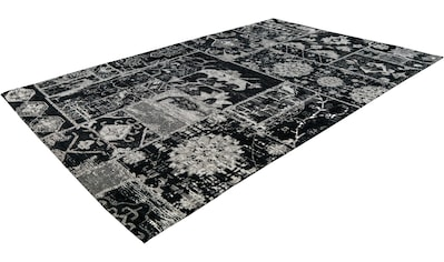 Teppich, »Paradiso 650«, calo - deluxe, rechteckig, Höhe 10 mm, handgewebt kaufen