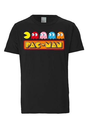 LOGOSHIRT T-Shirt mit Pac-Man-Print kaufen