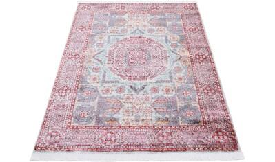 carpetfine Teppich »Anil«, rechteckig, 7 mm Höhe kaufen