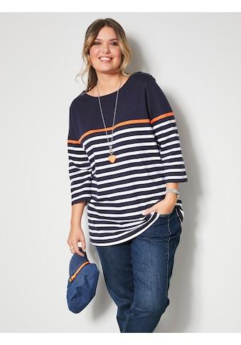 Janet & Joyce by Happy Size Sweatshirt kaufen