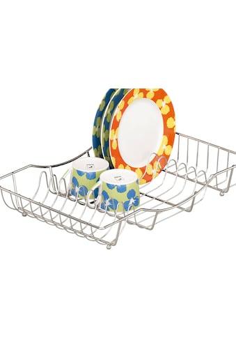Zeller Present Geschirrständer, (1 tlg.), für bis zu 18 Teller geeignet, aus... kaufen