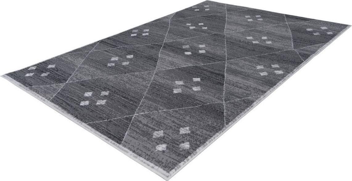 Teppich Vancouver 510 Kayoom rechteckig Höhe 10 mm maschinell gewebt