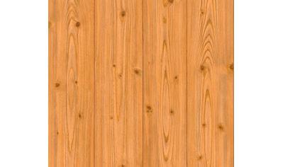 living walls Papiertapete »Il Decoro«, Holz, Holzplanken, umweltfreundlich kaufen