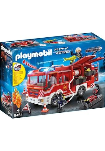 "Playmobil® Konstruktions - Spielset ""Feuerwehr - Rüstfahrzeug (9464), City Action"", Kunststoff kaufen"