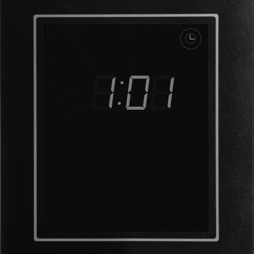 Sharp Mikrowelle »R890S«, Mikrowelle-Grill-Heißluft, 900 W