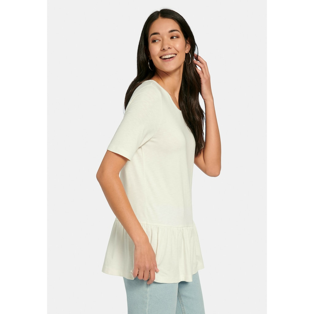 MYBC T-Shirt »Rundhals-Shirt«