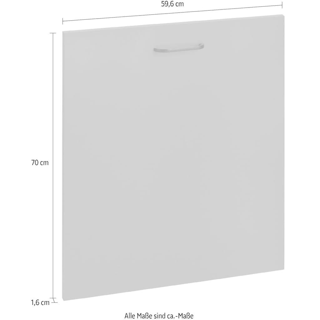 OPTIFIT Frontblende »Elga«, für volllintegrierbaren Geschirrspüler, Breite 60 cm