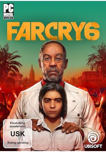 Far Cry 6 PC kaufen