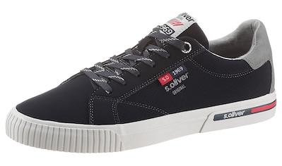 s.Oliver Sneaker, mit seitlicher Perforierung kaufen