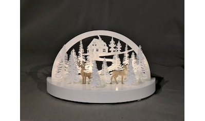 HGD Holz - Glas - Design Diorama Winterwald kaufen