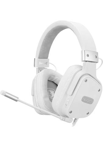 Sades »Snowwolf SA - 722S« Gaming - Headset kaufen