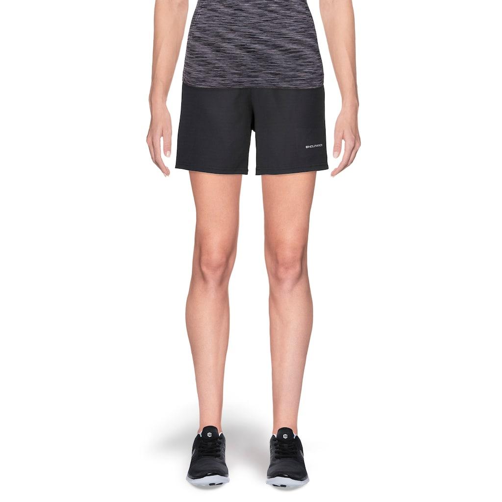 ENDURANCE Shorts »Potenza«, mit komfortabler Stretchfunktion