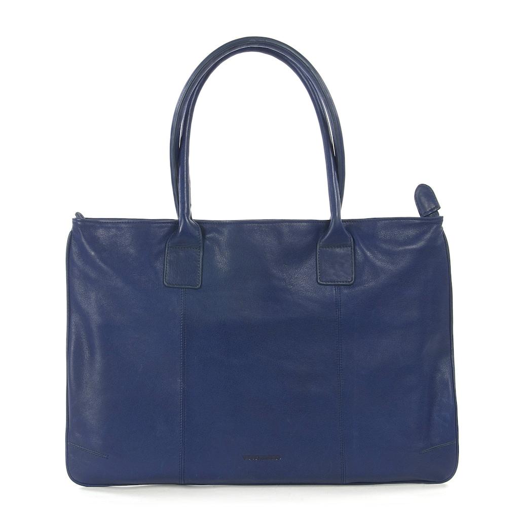 Tucano Damen-Laptoptasche aus weichem Leder »One Premium Tote Bag 13 Zoll«