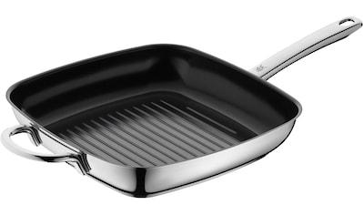 WMF Grillpfanne »Durado«, Cromargan® Edelstahl Rostfrei 18/10, 28 x 28 cm, antihaftbeschichtet, Induktion kaufen