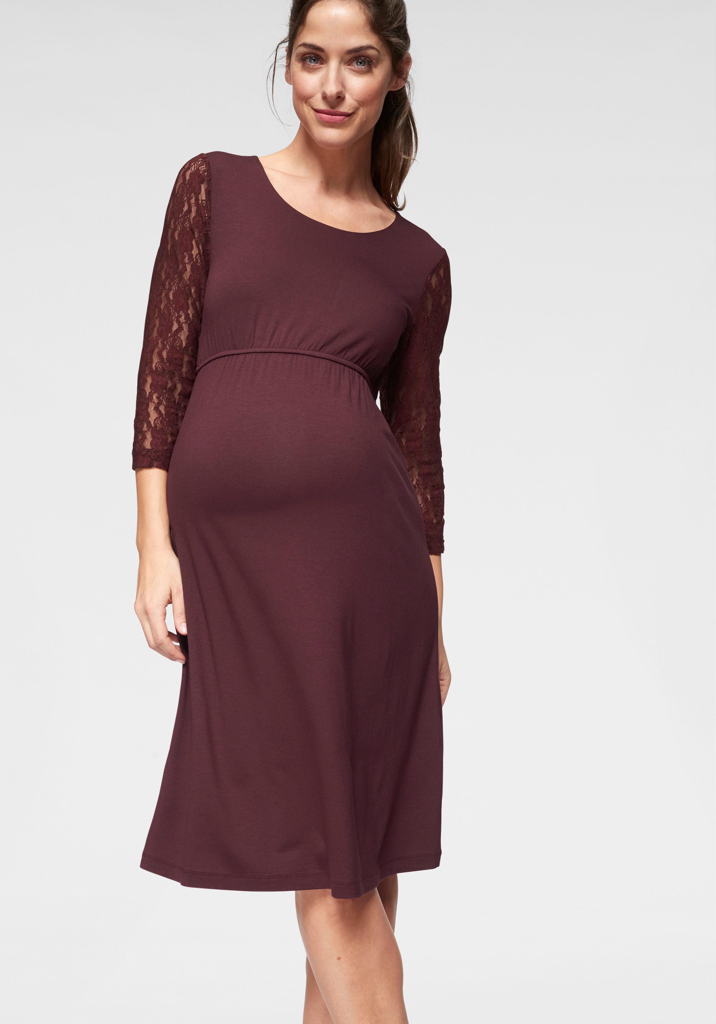 Neun Monate Umstandskleid Damenmode/Bekleidung/Umstandsmode/Umstandskleider