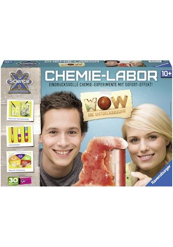 """Ravensburger Experimentierkasten """"ScienceX, Chemielabor"""" kaufen"""