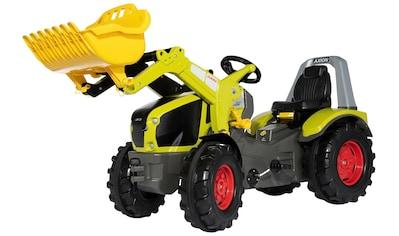 Rolly Toys Tretfahrzeug »Premium Claas Axion 950«, Kindertraktor mit Lader kaufen