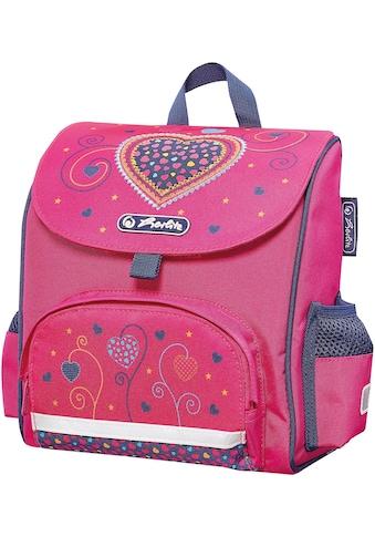 Herlitz Vorschulranzen »Mini Softbag, Pink Hearts« kaufen