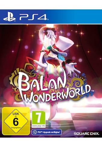 SquareEnix Spiel »Balan Wonderworld«, PlayStation 4 kaufen