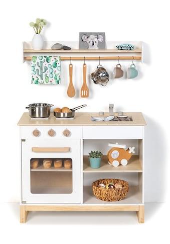 MUSTERKIND® Spielküche »Magnolia, weiß/natur« kaufen