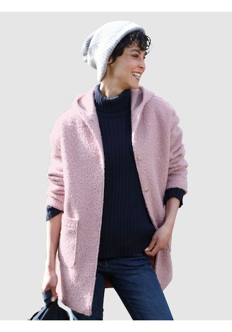 Dress In Langjacke, mit Kapuze kaufen