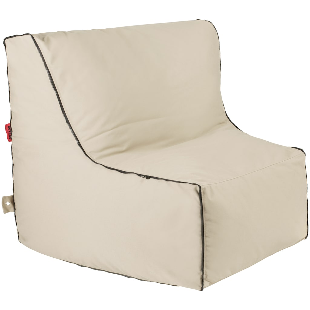 OUTBAG Sitzsack »Piece w/zipper Plus«