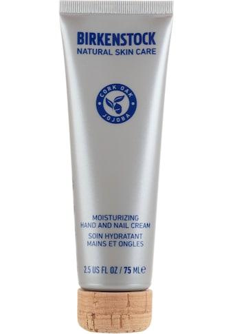 BIRKENSTOCK NATURAL SKIN CARE Handcreme »Moisturizing Hand and Nail Cream« kaufen