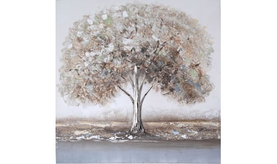 Home affaire Leinwandbild »Baum« kaufen