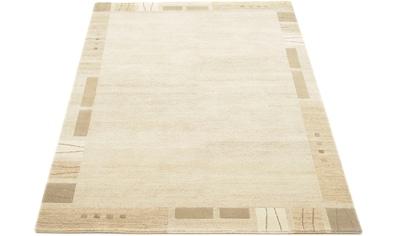 Teppich, »RAW VISA«, OCI DIE TEPPICHMARKE, rechteckig, Höhe 6 mm, manuell geknüpft kaufen