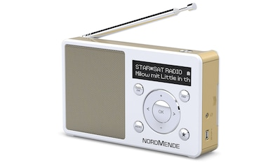 Nordmende DAB+ Radio kaufen