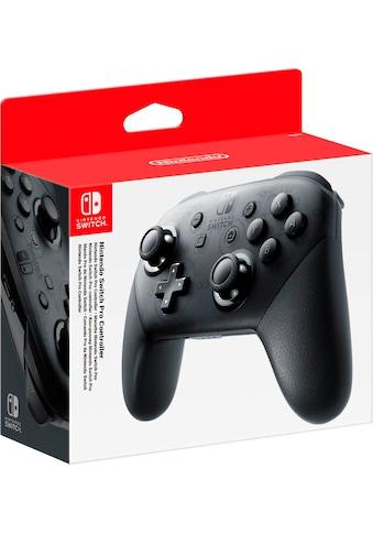 Nintendo Switch Controller »Pro«, inkl. AC Adapter kaufen