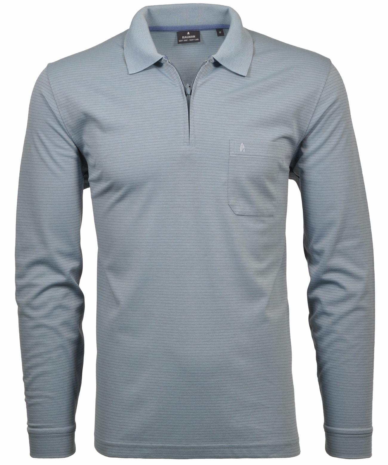 RAGMAN Poloshirt | Bekleidung > Polo Shirts | Ragman