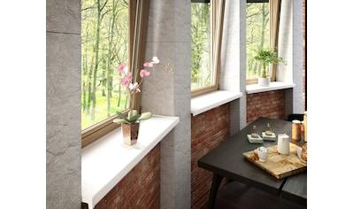 BAUKULIT Fensterbank LxT: 200x25 cm, weiß kaufen