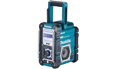 MAKITA Baustellenradio »DMR112«, inkl. Bluetooth & Netzteil, ohne Akku kaufen