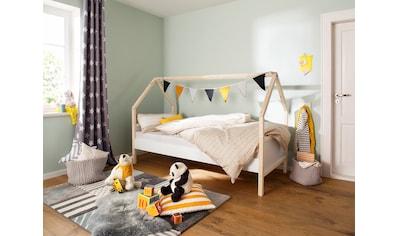 Lüttenhütt Daybett »Janne«, aus schönem massivem Kiefernholz, Einzelbett, in einer... kaufen