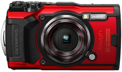 Olympus »Tough TG - 6« Outdoor - Kamera (12 MP, 4x opt. Zoom, WLAN (Wi - Fi)) kaufen