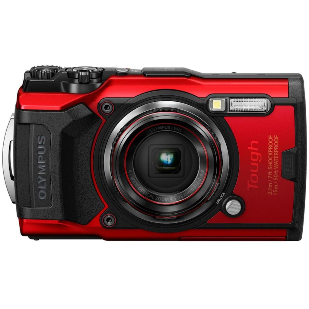 Olympus Outdoor-Kamera »Tough TG-6«