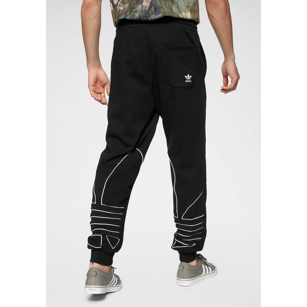 adidas Originals Jogginghose »BIG TREFOIL OUT SWEATPANT«