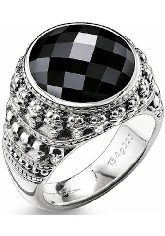 THOMAS SABO Silberring »TR2005-024-11-60, 64, 66«, mit Onyx kaufen