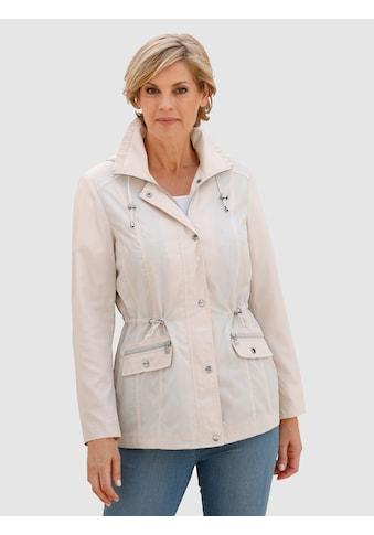 Paola Jacke mit abnehmbarer Kapuze kaufen