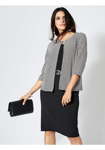 Sara Lindholm by Happy Size Blazer kaufen