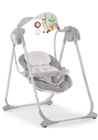 "Chicco Babyschaukel ""Polly Swing Up, Silver"" kaufen"