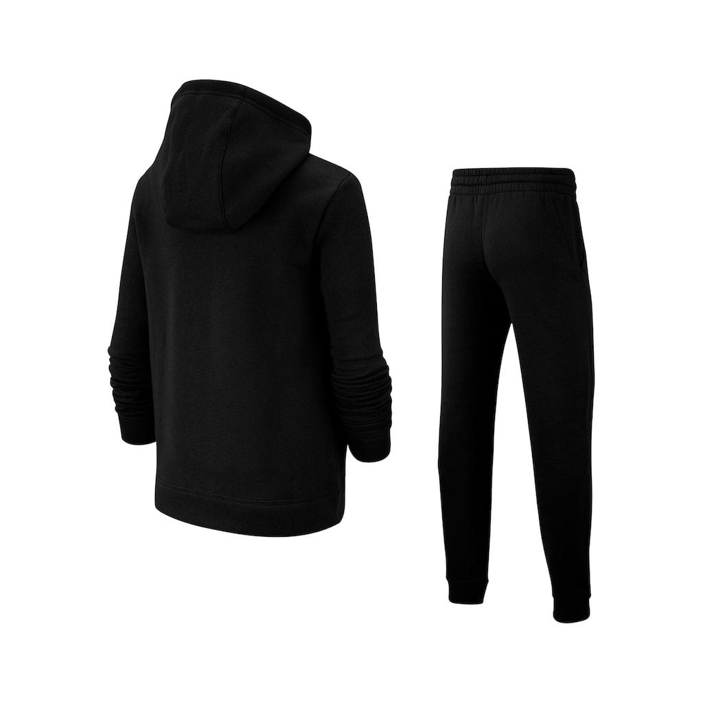 Nike Sportswear Jogginganzug »BOYS TRACKSUIT CORE FLEECE«, (Set, 2 tlg.)