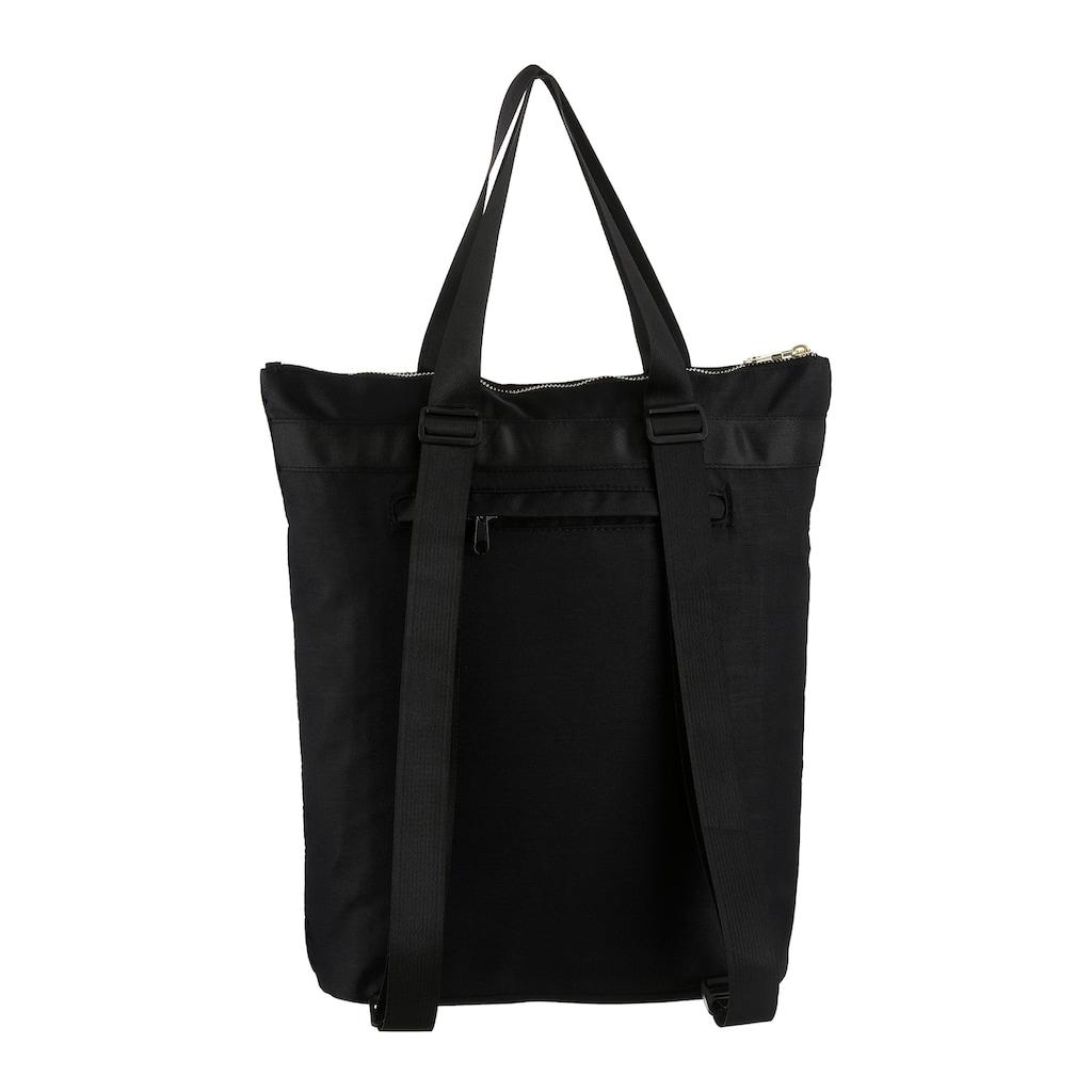 Bench. Cityrucksack, als Tasche oder Rucksack tragbar