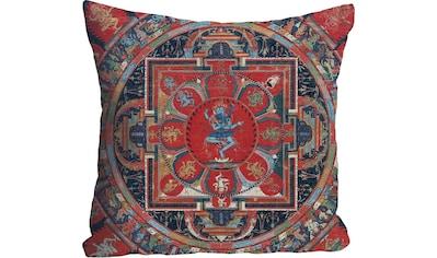 queence Kissenhülle »Buddhismus«, (1 St.) kaufen