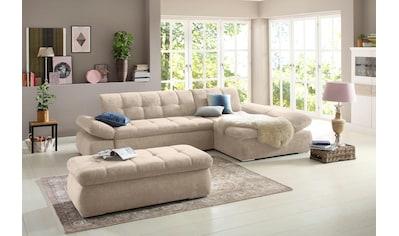 Home affaire Ecksofa »Belle« kaufen