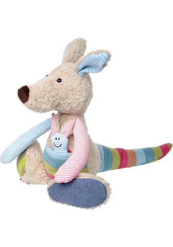 Sigikid Kuscheltier »Patchwork Sweety Känguru«, Made in Europe kaufen