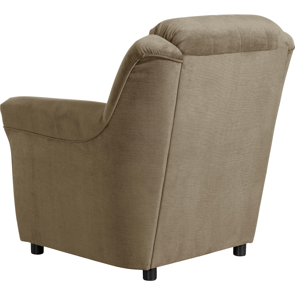 Max Winzer® Sessel »Trier«, mit Sichtholzschabracken